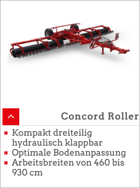 Concord Roller